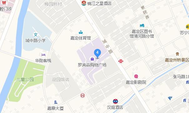 上海上元教育嘉定校区地址