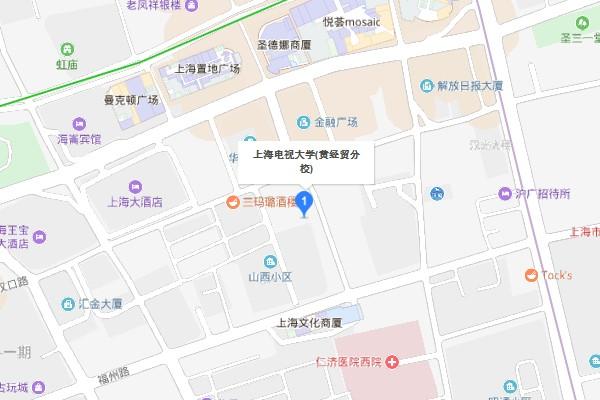 上海财箐教育黄浦校区地址