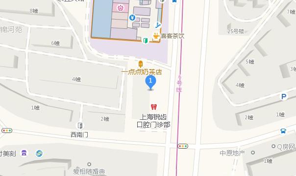 上海虹越教育浦东校区(三)