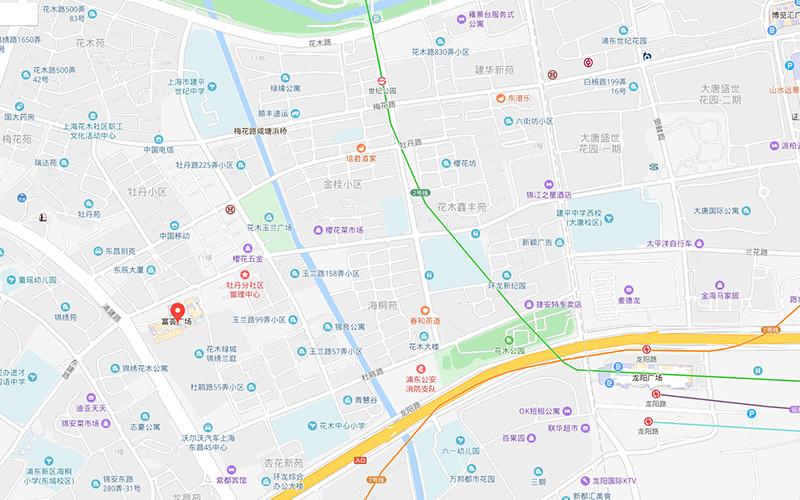 上海昂立小法狮幼少儿思维学堂花木中心