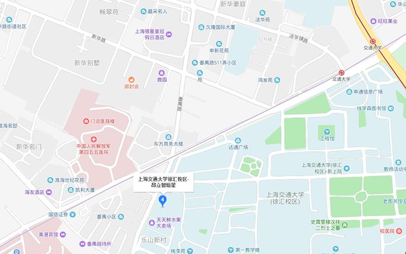 上海昂立智培星儿童美语徐家汇校区