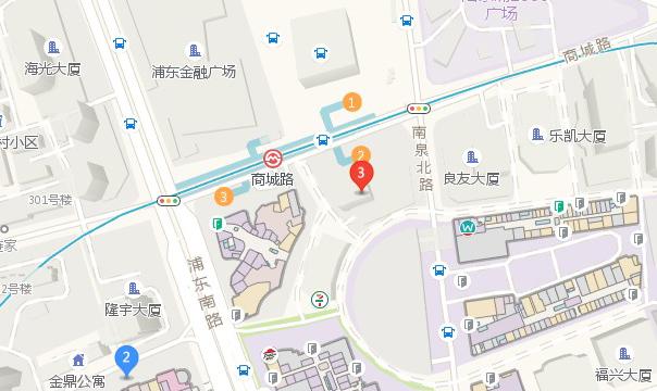 上海童程童美浦东校区地址