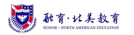 上海融育·北美教育Logo