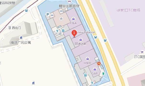 上海乐博乐博徐汇校区地址