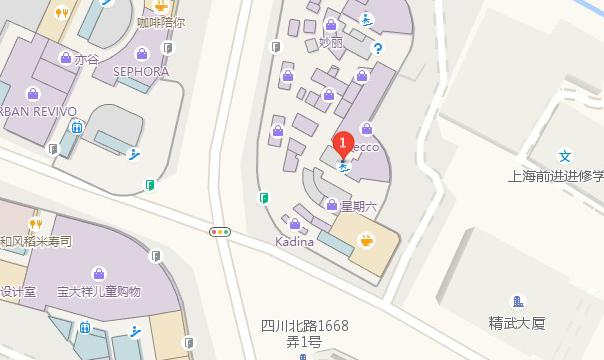 上海乐博乐博虹口校区地址