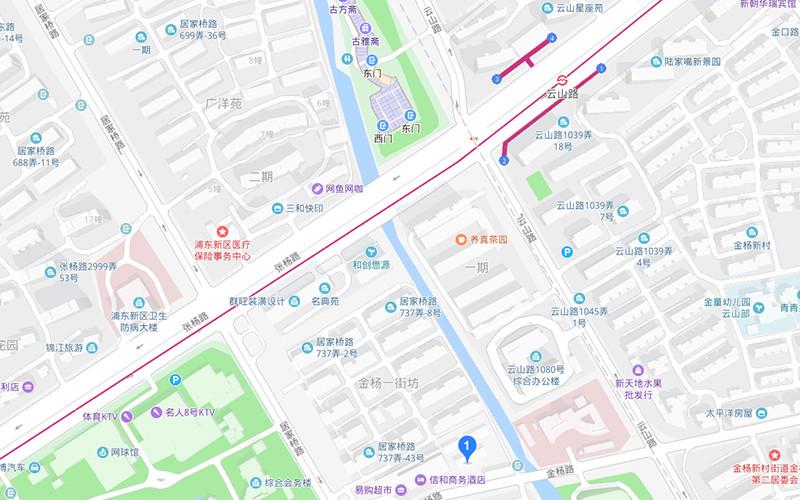 上海菁英教育浦东金桥校区