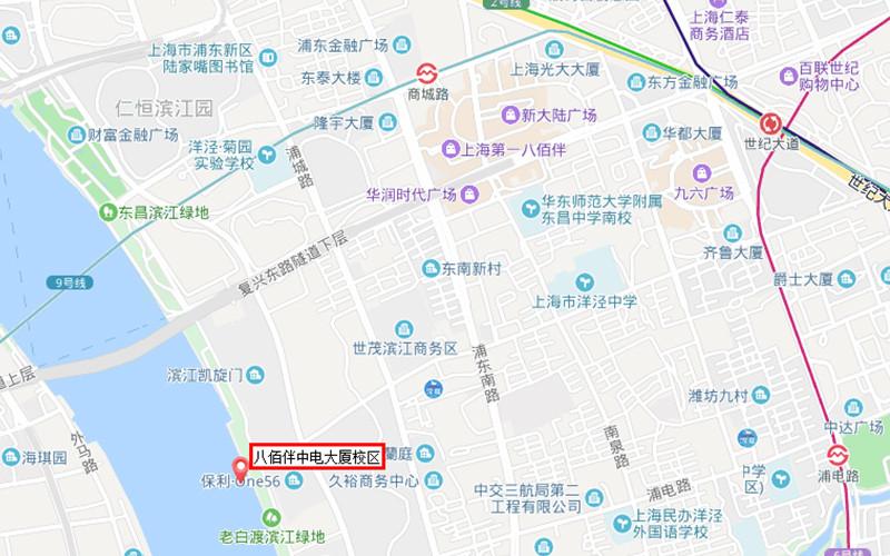上海新东方泡泡少儿教育八佰伴中电大厦校区