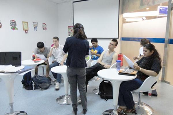 汉普森英语外教研讨课