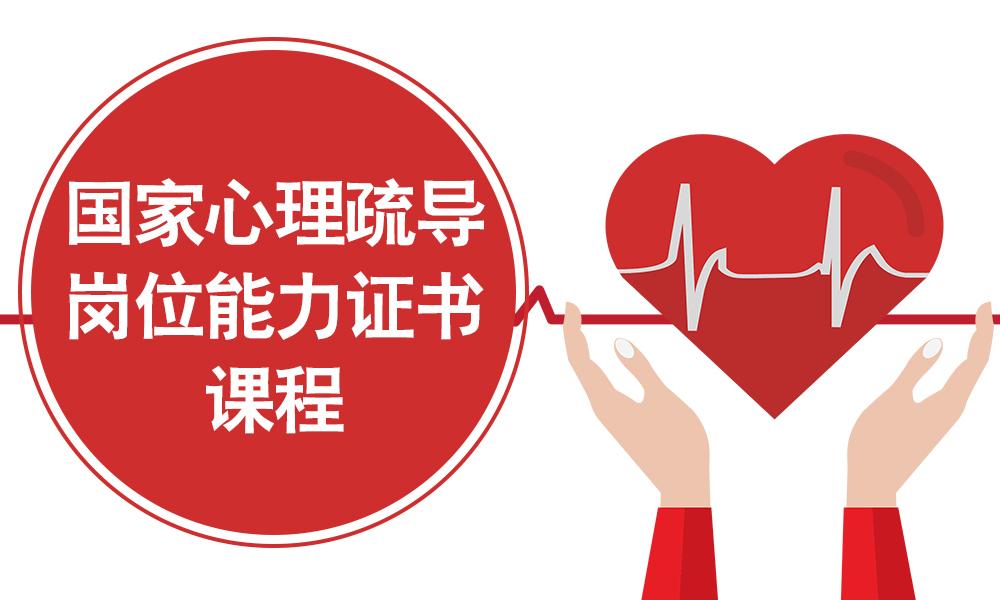 上海五加一国家心理疏导岗位能力证书课程