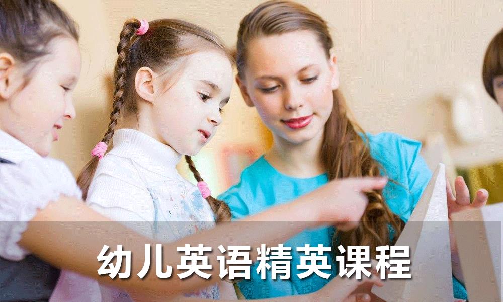 幼儿英语精英课程