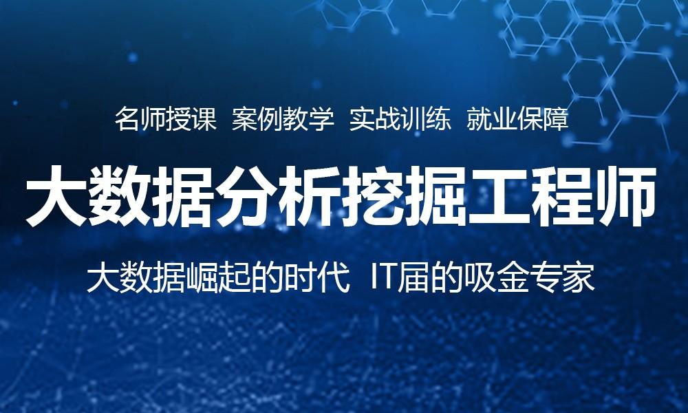 上海海文教育大数据分析挖掘工程师