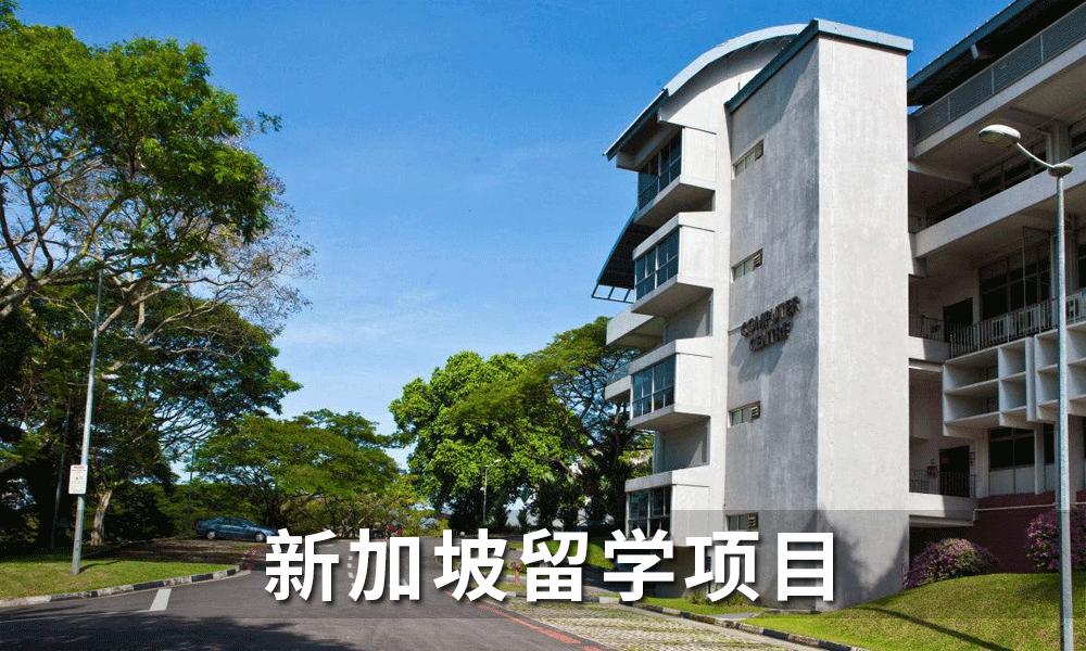 金吉列新加坡留学项目