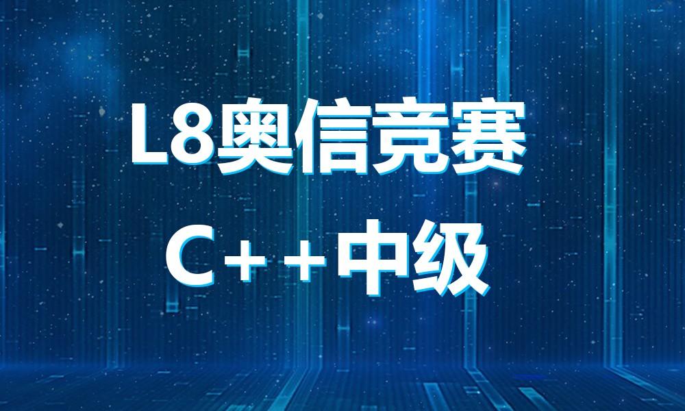 上海极客星辰L8奥信竞赛C++中级