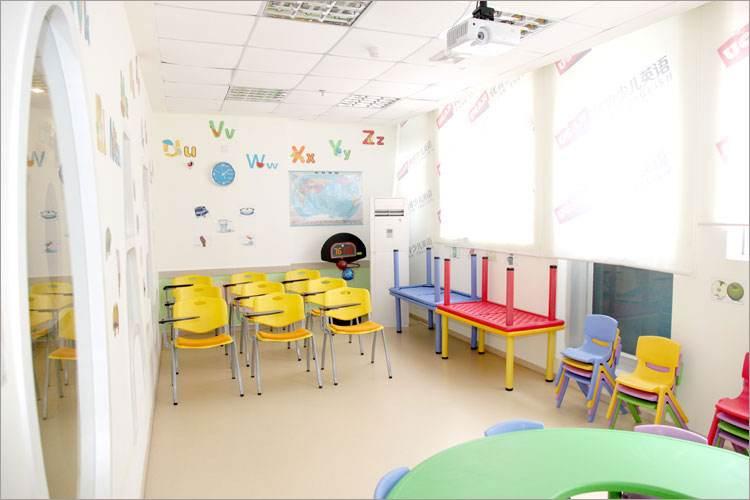 上海虹越教育的美语培训班怎么样