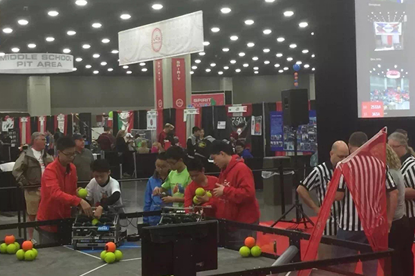 VEX机器人世界锦标赛
