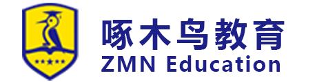 上海啄木鸟教育Logo