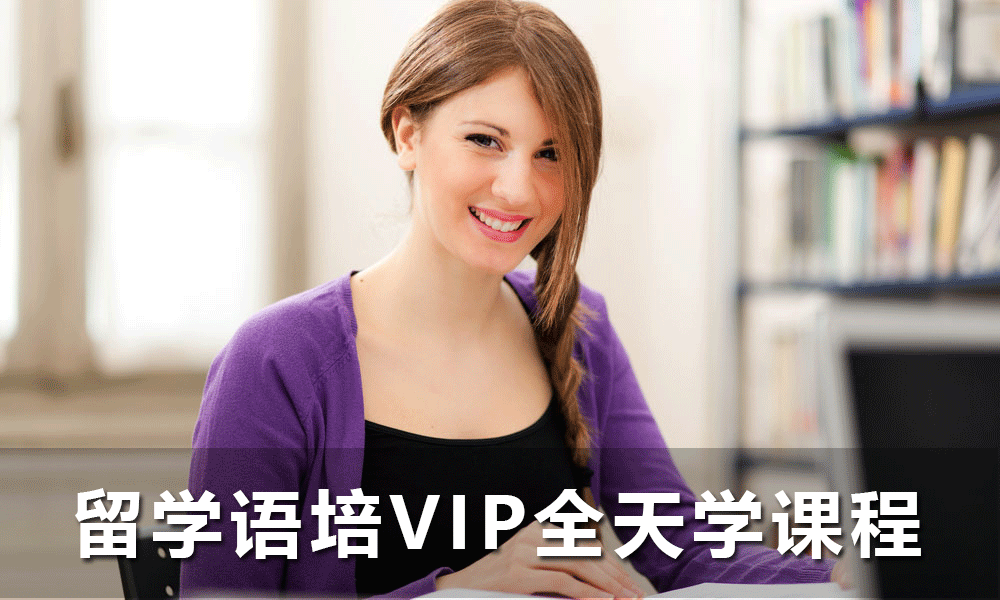 留学语培VIP全天学课程