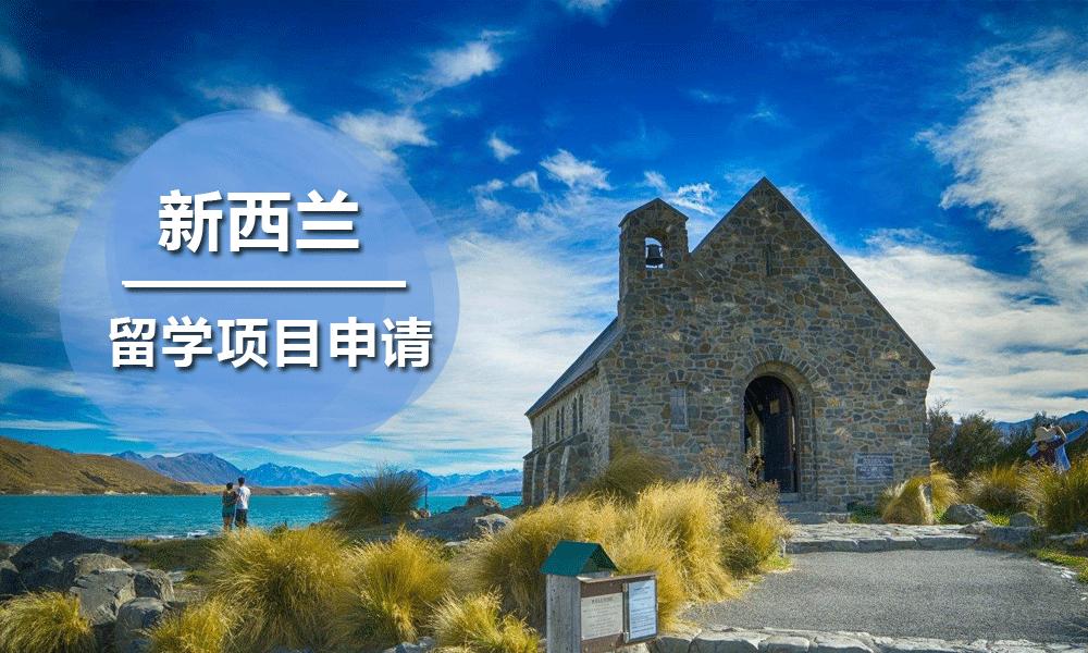 新西兰留学项目申请