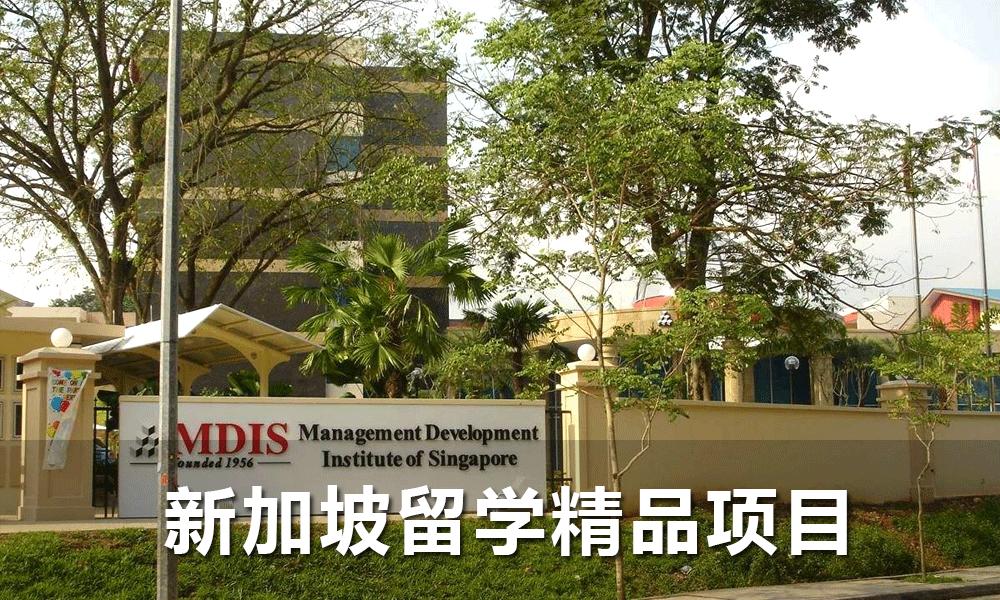 新加坡留学精品项目