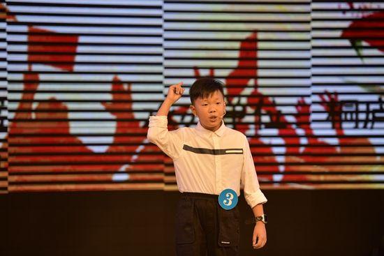 上海少儿口才培训班哪家最专业