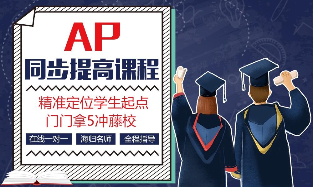 上海菠萝在线AP美国大学预科课程