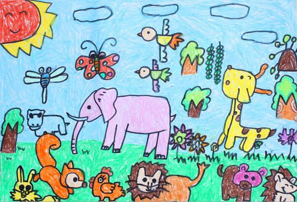上海儿童绘画业余班哪家好?