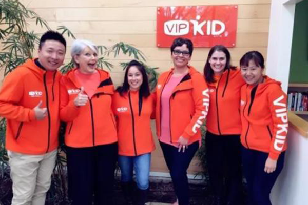 VIP KID北美教师