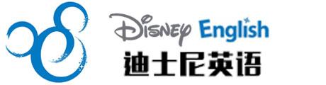 南京迪士尼英语Logo