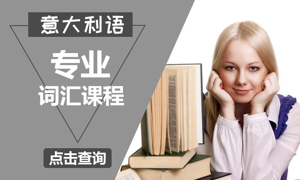 森淼专业词汇课程