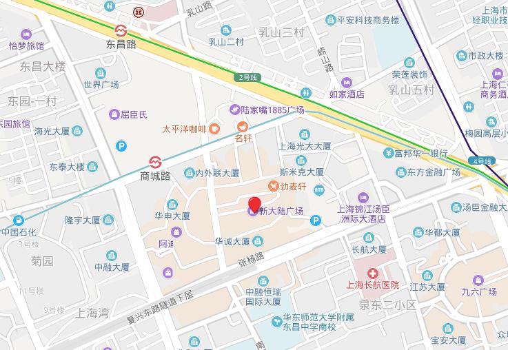 上海瑞思学科英语陆家嘴校区