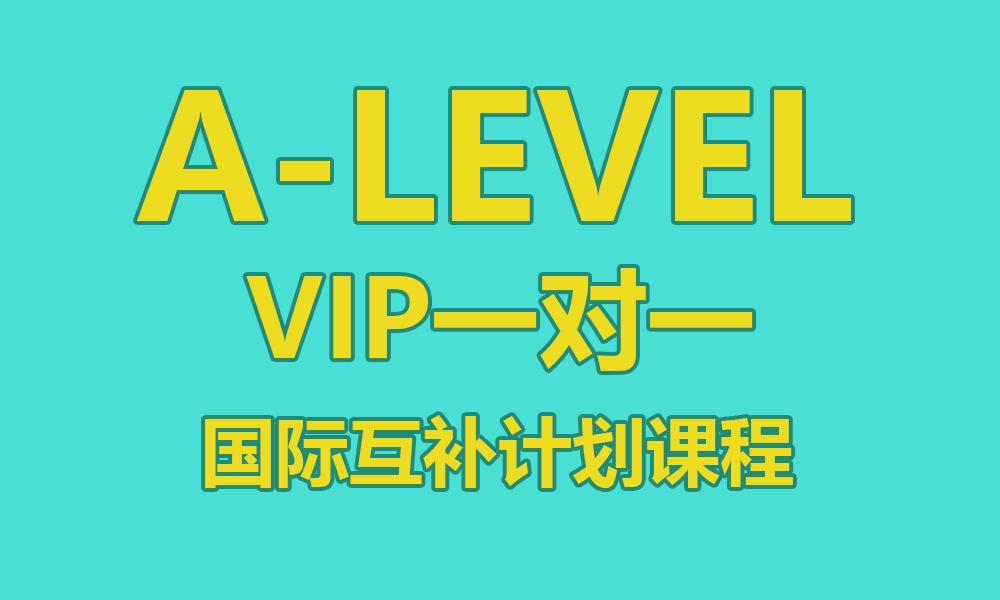 A-LEVEL国际互补计划课程