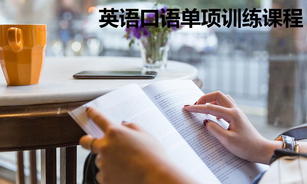 英语口语单项训练课程