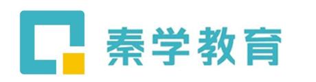 咸阳秦学教育Logo