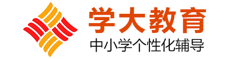 镇江学大教育Logo