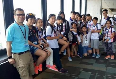 上海游学辅导班
