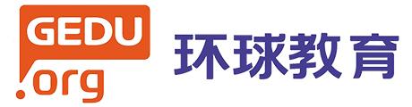 大连环球教育Logo