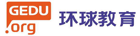 海口环球教育Logo