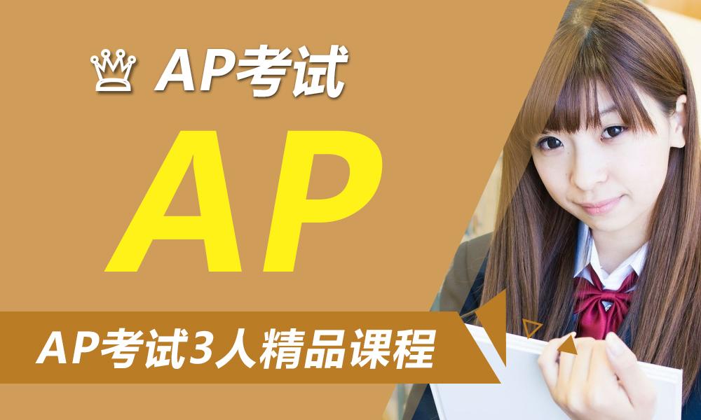环球教育AP考试培训[3人精品尊享课程]