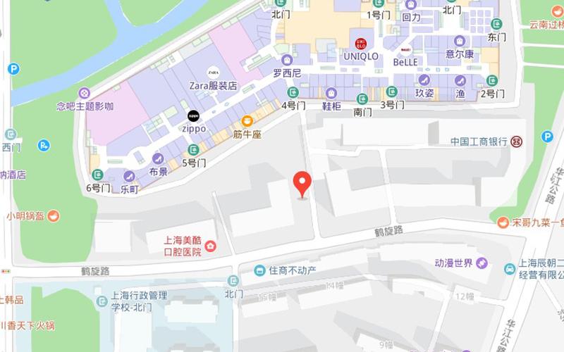 恒企教育嘉定江桥校区