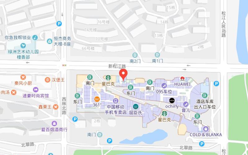恒企教育松江校区