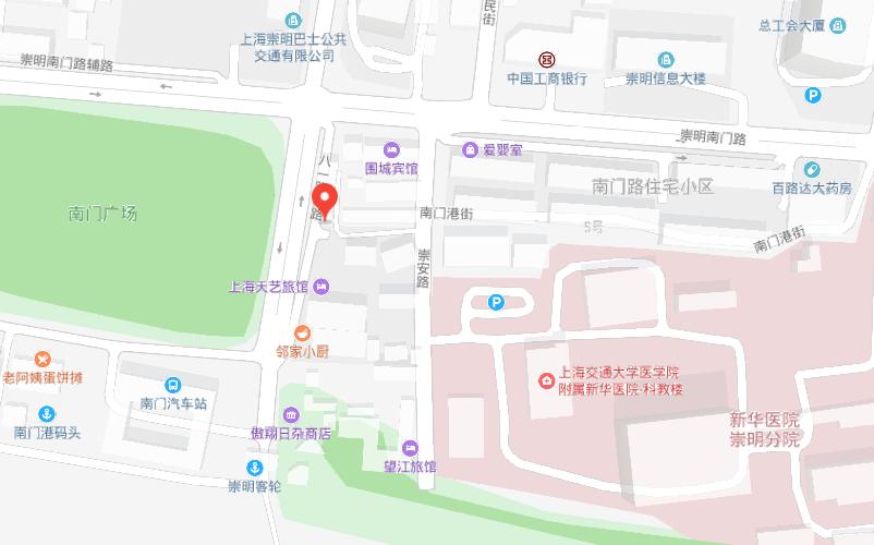 上海昂立外语崇明校区