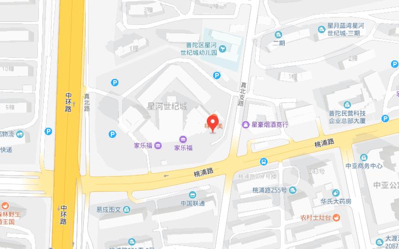 上海昂立少儿教育桃浦校区