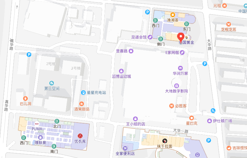 上海昂立少儿教育大华校区