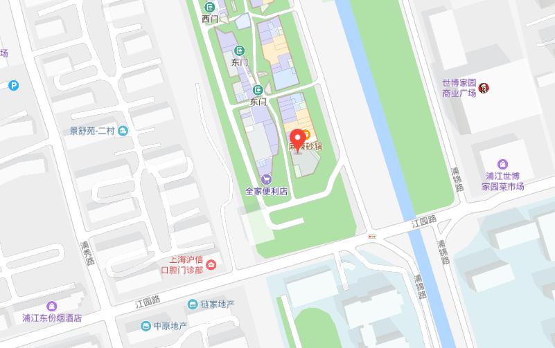上海昂立少儿教育浦江校区