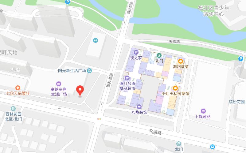 上海昂立少儿教育松江校区