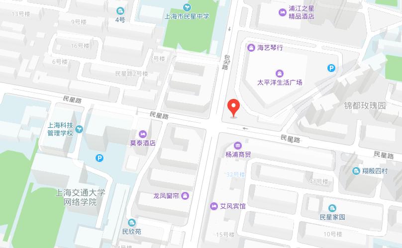 上海昂立少儿教育民星校区