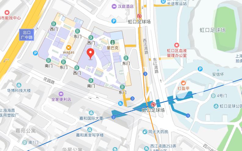 上海英孚青少儿英语虹口龙之梦中心