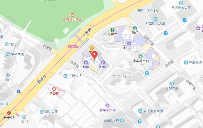 上海七田真早教普陀长寿路校区