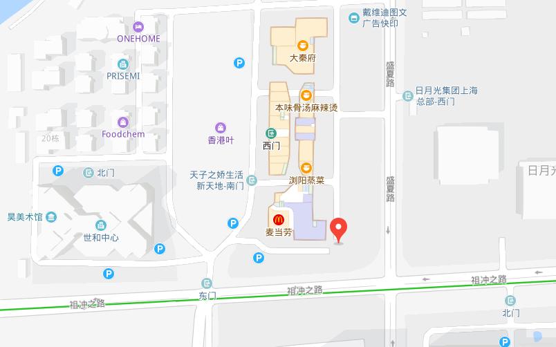 上海虹越教育浦东盛夏路校区