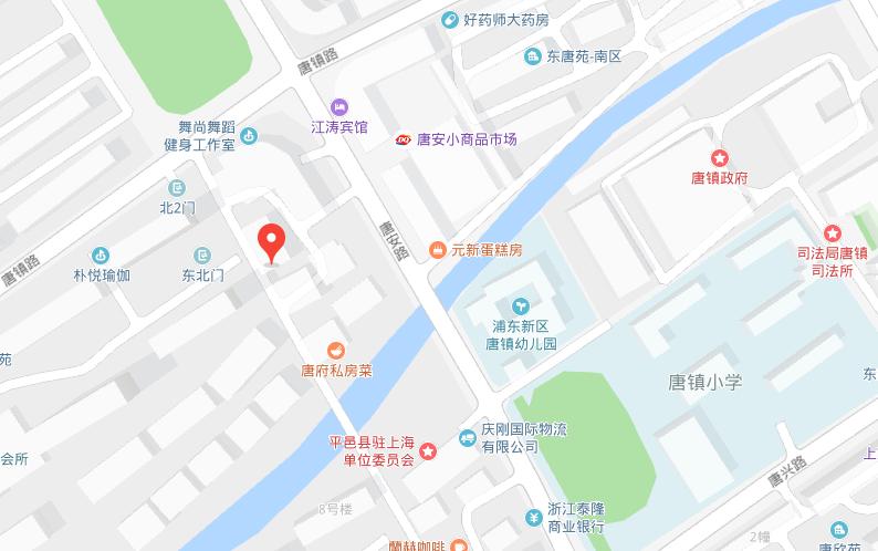上海虹越教育浦东唐安校区